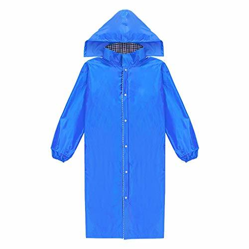 Raincoat Lengthening Thickening Adult Outdoor Hiking Single Poncho Poncho Waterproof Padded