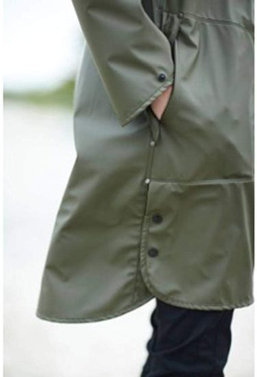 Waterproof and Windproof Men′s and Women′s Universal Raincoat Poncho