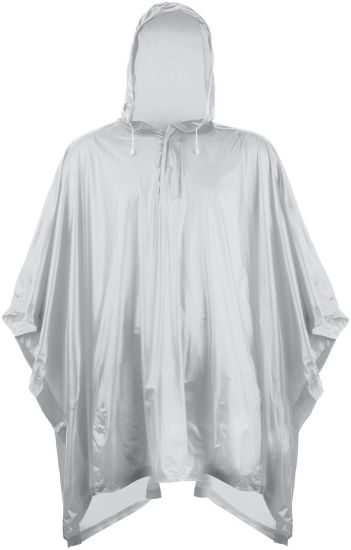 Transparent Outdoor Raincoat Poncho Men and Women
