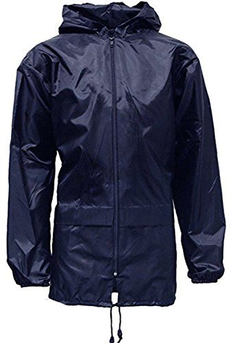 Kids Pack a Rain Jacketcoat Cagoule Age 4~16