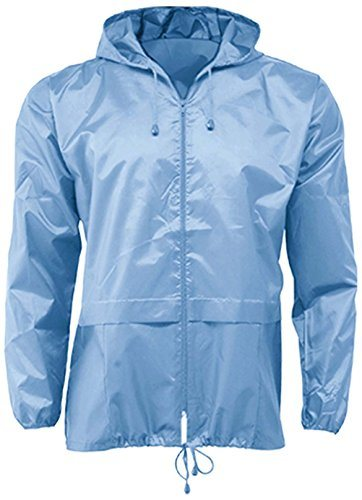 Rainy Light Shower Unisex Raincoat Light Jacket