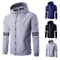 Biker Motorcycle Bike Waterproof Raincoat Jacket Outdoor Raincoat