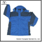 Button up Blue and Black Sports Windbreaker Jacket