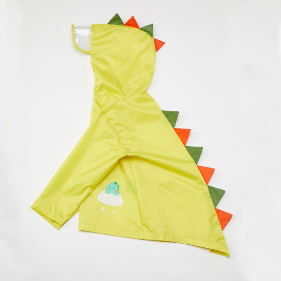 2019 New Cute Cute Family Children Raincoat Dinosaur Series Tide Baby Boys Fashion Cute Raincoat