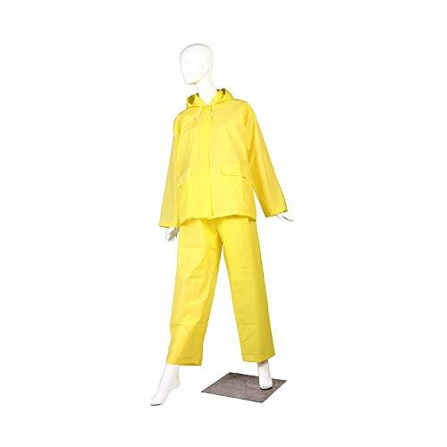 Waterproof Rain Poncho Women Raincoat Hooded Rain Wear Pants Suit Outdoors Waterproof Jacket Motorcycle Rain Coats Unisex Ladies Long Raincoats Hiking