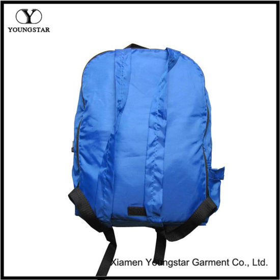 Customized Waterproof All-in-One Backpack Rain Jacket for Hiking