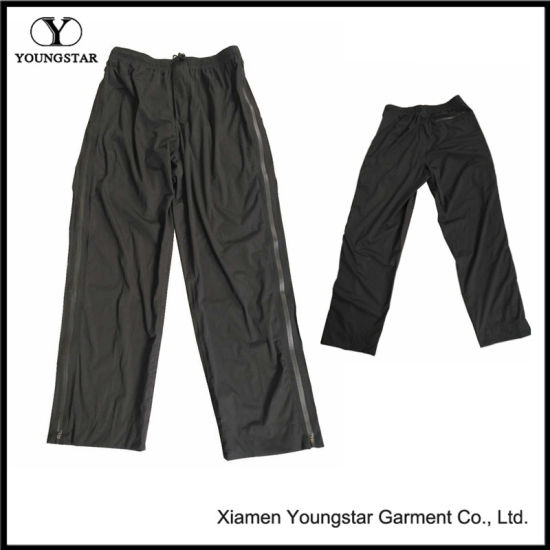 Outdoor Lightweight Walking Pants Mens Waterproof Long Trousers