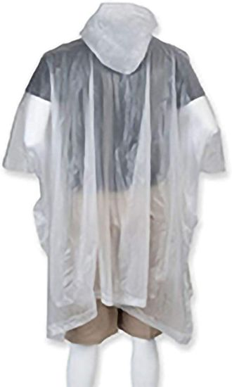 Rain Poncho for Festivals and All Outdoor Activities