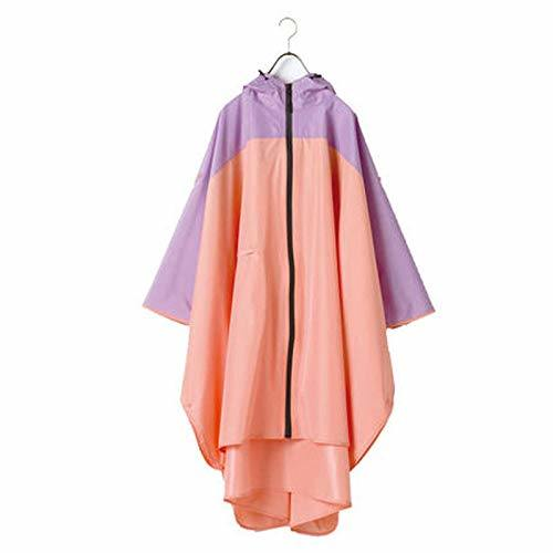 Long Outdoor Raincoat Poncho Plus Size Travel Jacket Cloak Coat Thin Lightweight Fashion Rain Coats Ladies